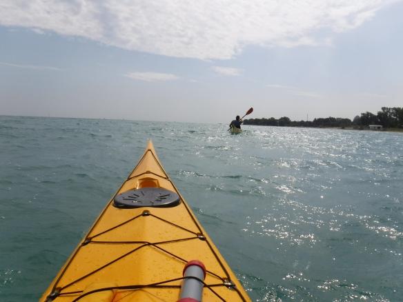 wilmette kayak club